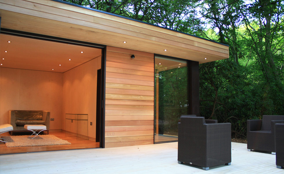 Garden office design of the world for Garden office buildings