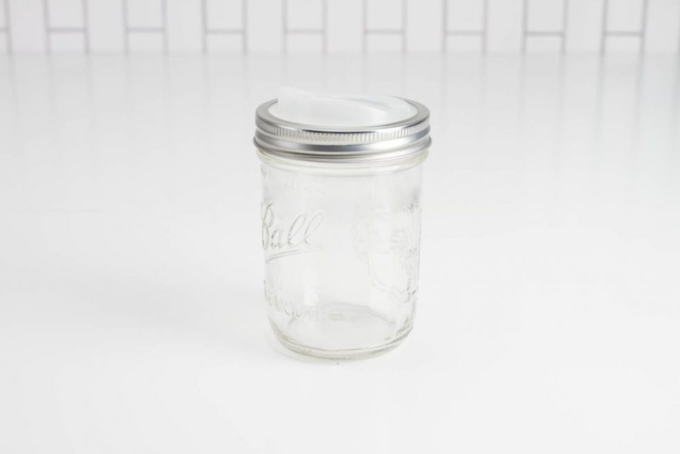 Drinking Lid For Canning Jar