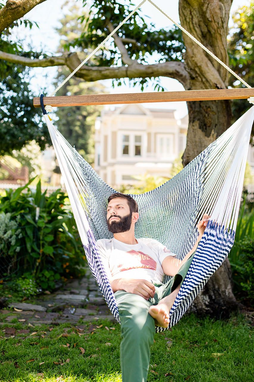 Vineyard Haven Hanging Chair Hammock